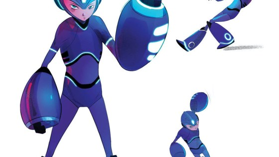 Megan Man is by A.J. Marchisello and Marcus Rinehart and Stefano Simeone to be released August 2020.