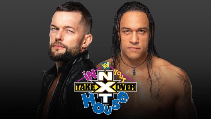 NXT TakeOver: In Your House - Finn Balor vs. Damian Priest