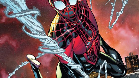 Miles Morales is back on comic shelves and the creative team reminds us why this character is so strong and unique.