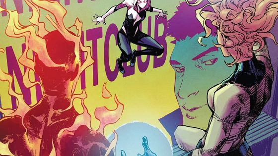 Spider-Gwen vs. Johnny and Sue Storm, who you got?