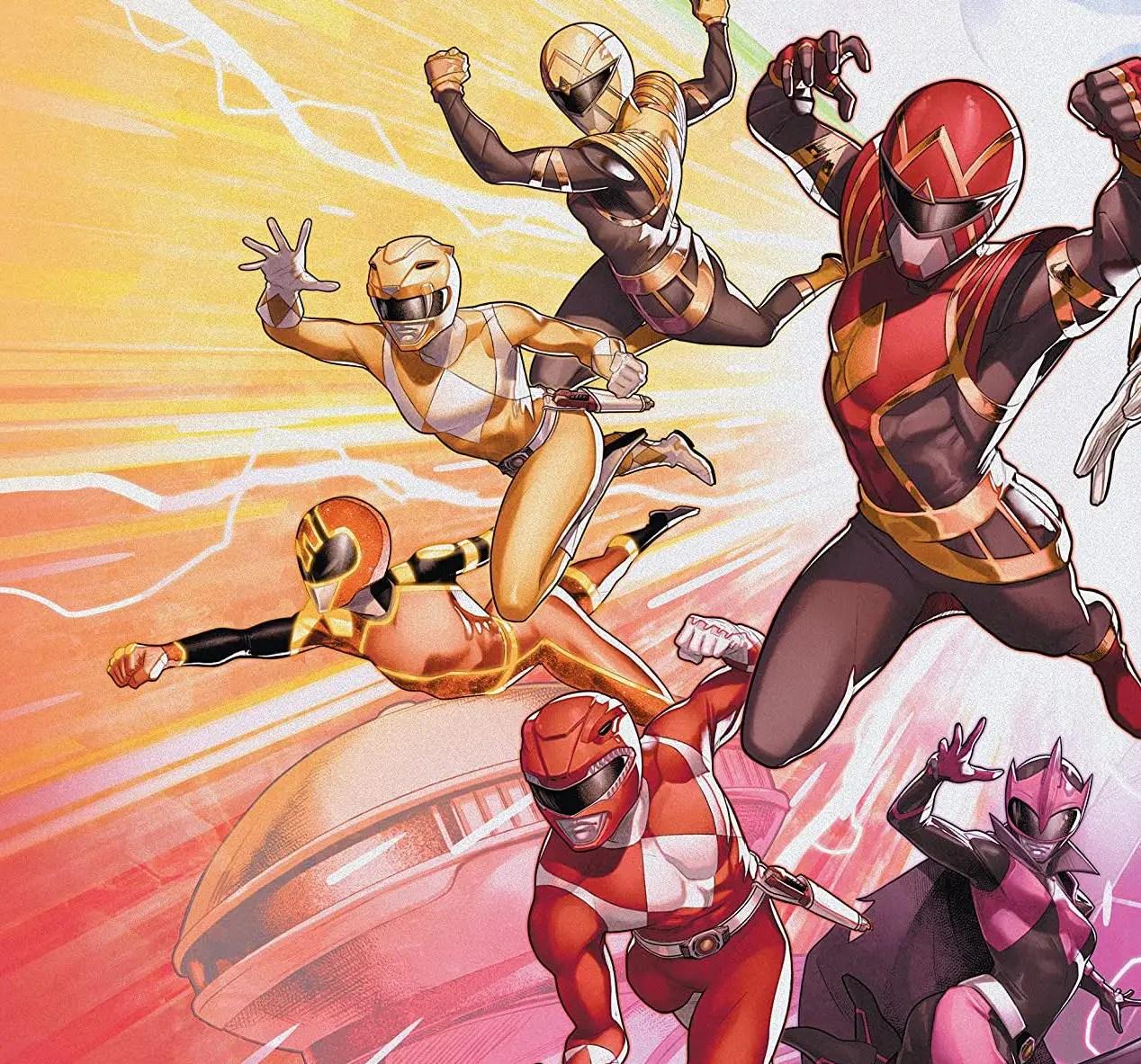 Mighty Morphin' Power Rangers #50