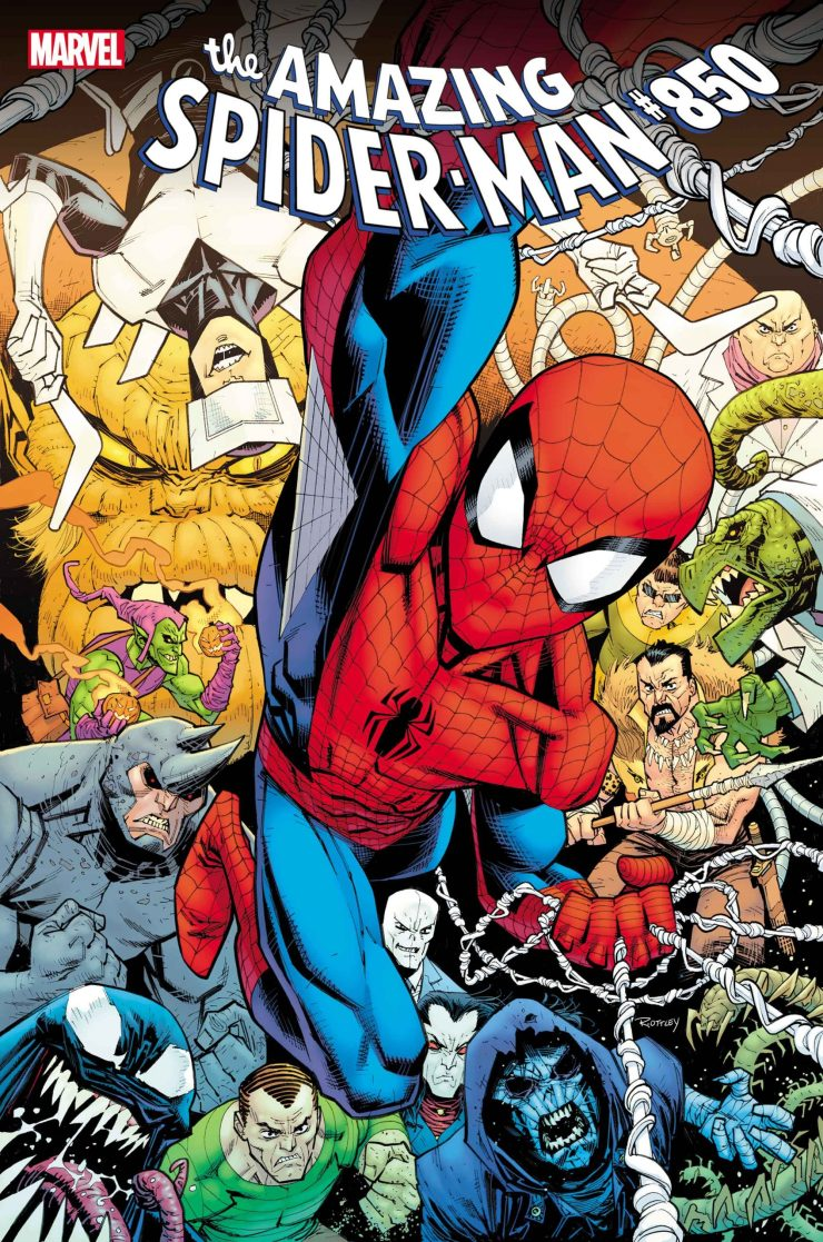 Amazing Spider-Man Marvel trailer