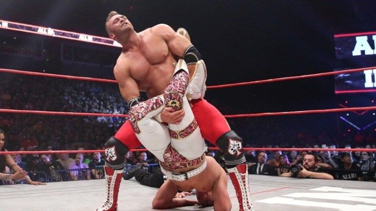 All Elite Wrestling - All In