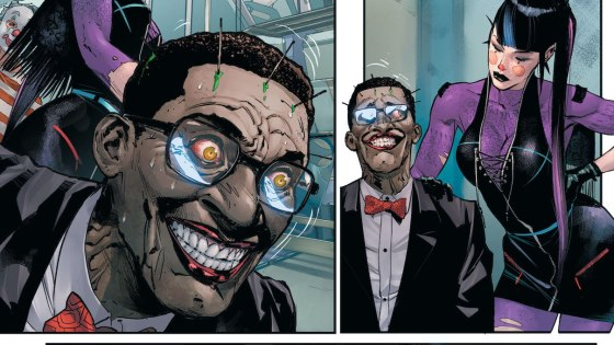 DC Preview: Batman #95 unlettered first look at 'Joker War' part 1