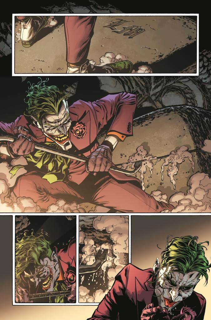 DC First Look: Detective Comics #1023 - The Joker is back to crash the party!