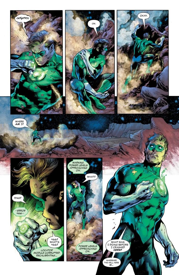Green Lantern 80th Anniversary #1