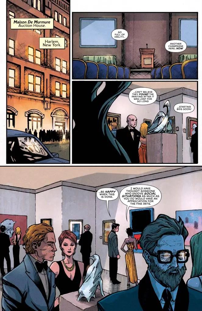 Dynamite Preview: James Bond #5
