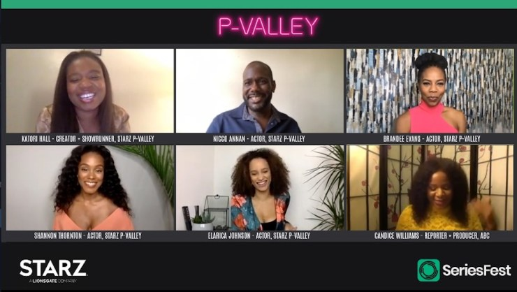 P-Valley Cast