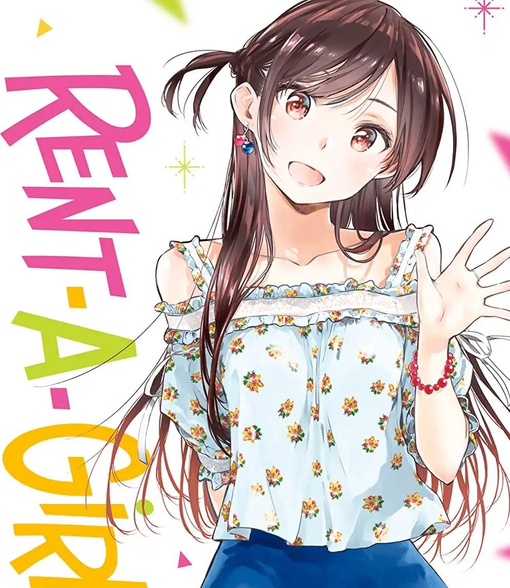 Rent-A-Girlfriend Vol. 1 Closing Image