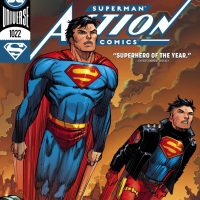 'Action Comics' #1022 review