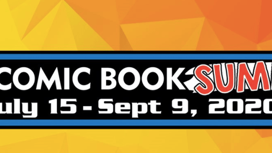 Free Comic Book Day Summer