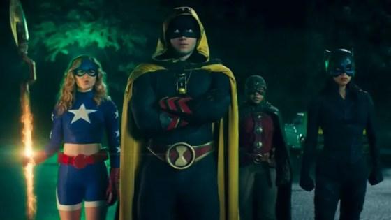 'DC's Stargirl' season 1 episode 6 recap: 'The Justice Society'