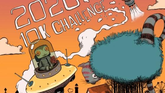 Platform Comics 2020 10K Challenge winners review