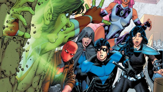 In Titans: Titans Together the fate of humanity is at stake, and only Beast Boy can save the day!