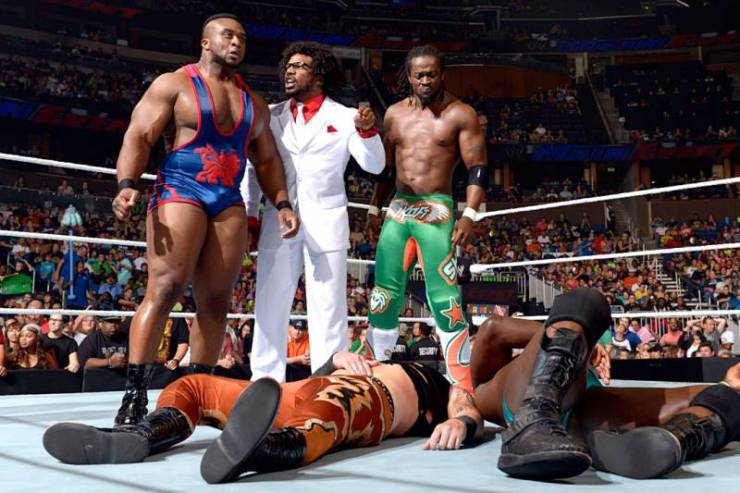 Keepin' It Kayfabe: The New Day and the power of personality