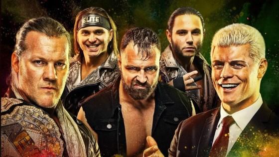 All Elite Wrestling roster