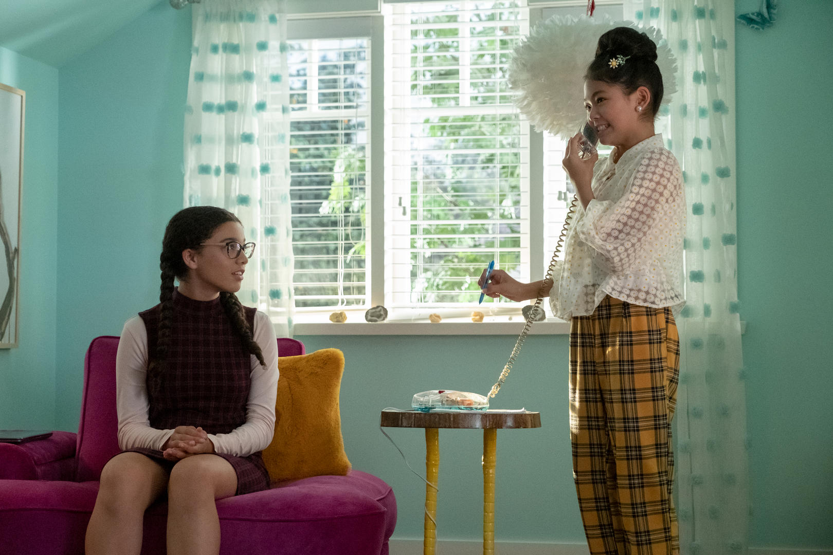 'The Baby-Sitters Club' (2020) Season One Review: Fun coming of age series for today's kids