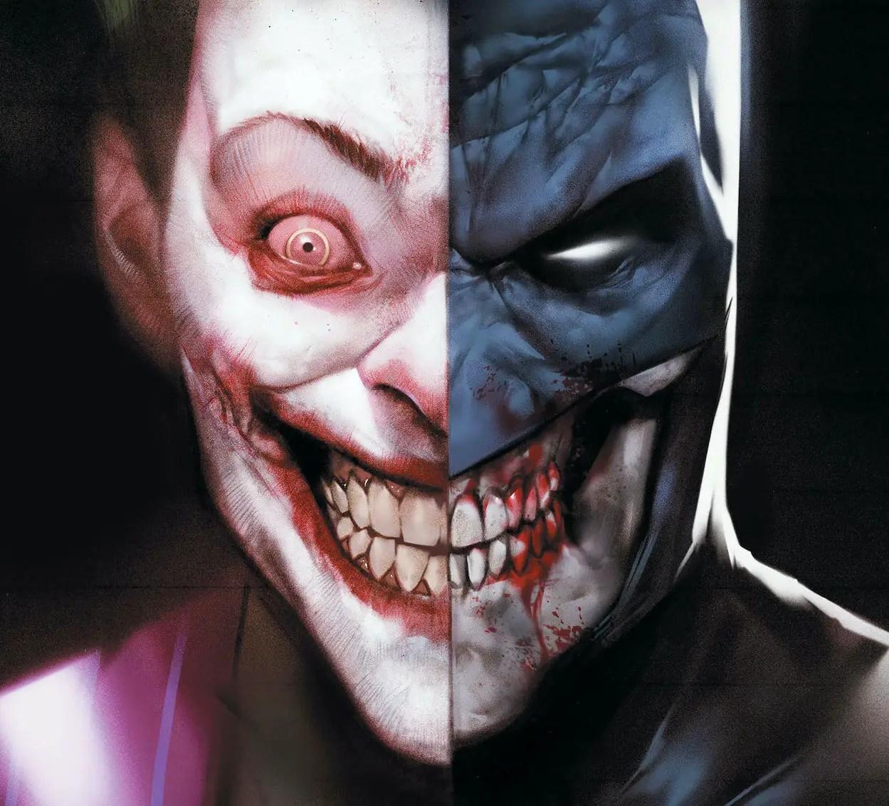 Batman: The Joker Warzone #1