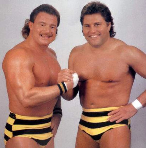 A Mark's Eye View: The night the Killer Bees turned heel