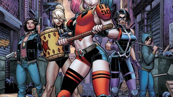 DC Preview: Harley Quinn and the Birds of Prey #2