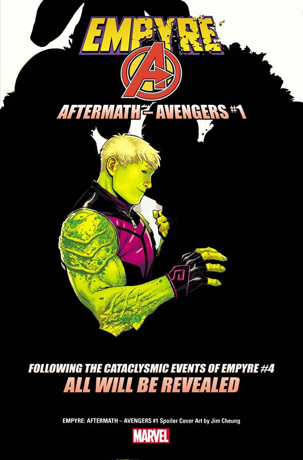 AFTERMATH AVENGERS