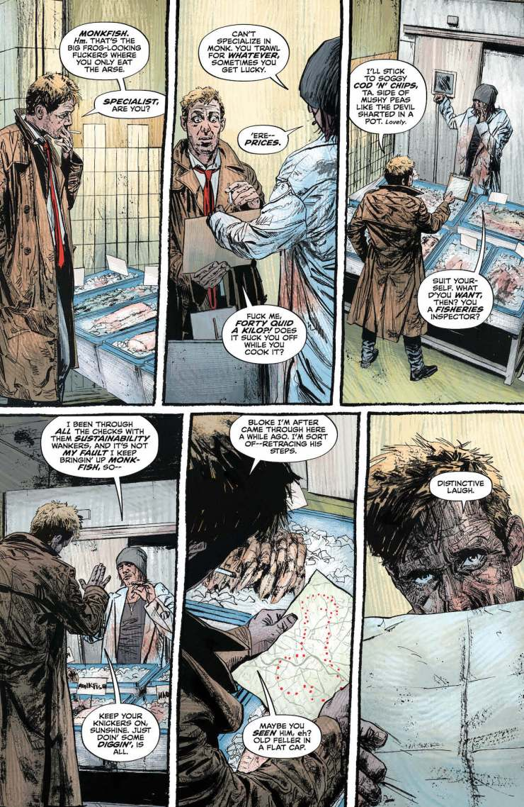 DC Preview: John Constantine: Hellblazer #7
