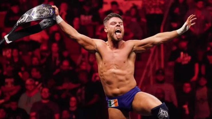 Jordan Devlin - Pro Wrestling