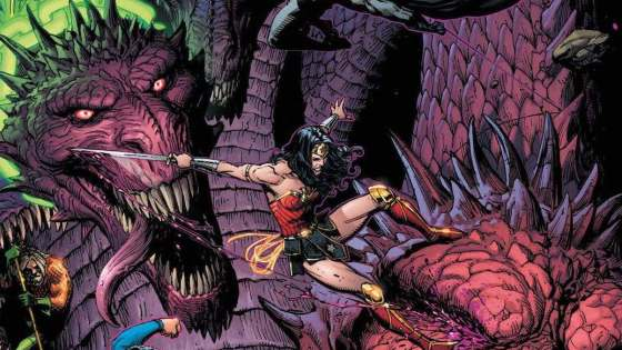 'Justice League' #47 review: A violent battle in Hell
