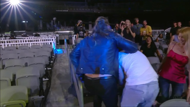 The moral responsibility of being a wrestling fan during COVID-19