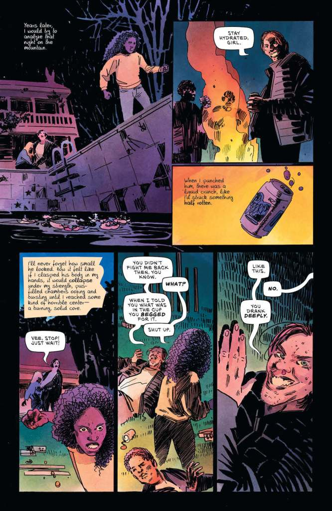 DC Preview: The Low, Low Woods #6