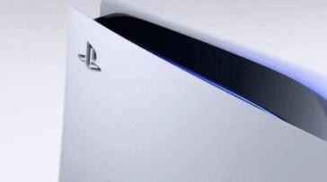 PS5 Console - Closeup