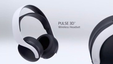 PS5 Console - Pulse 3D Wireless Headset
