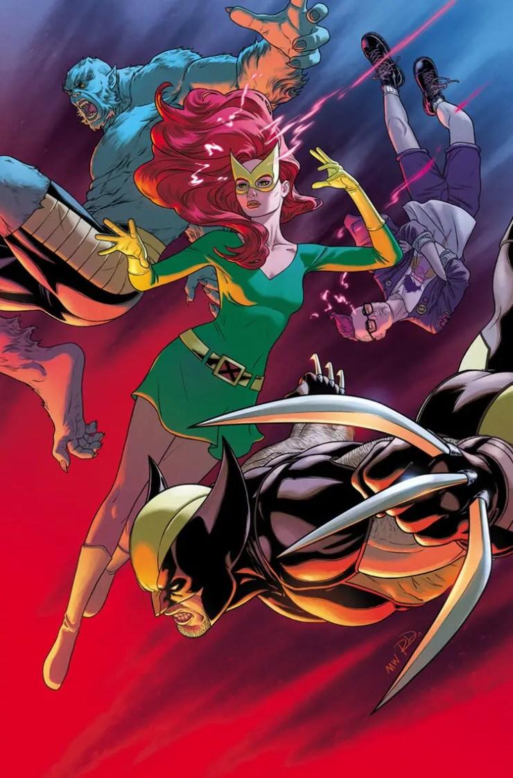 X-Men Monday #63 - Creator Spotlight: Artist Russell Dauterman