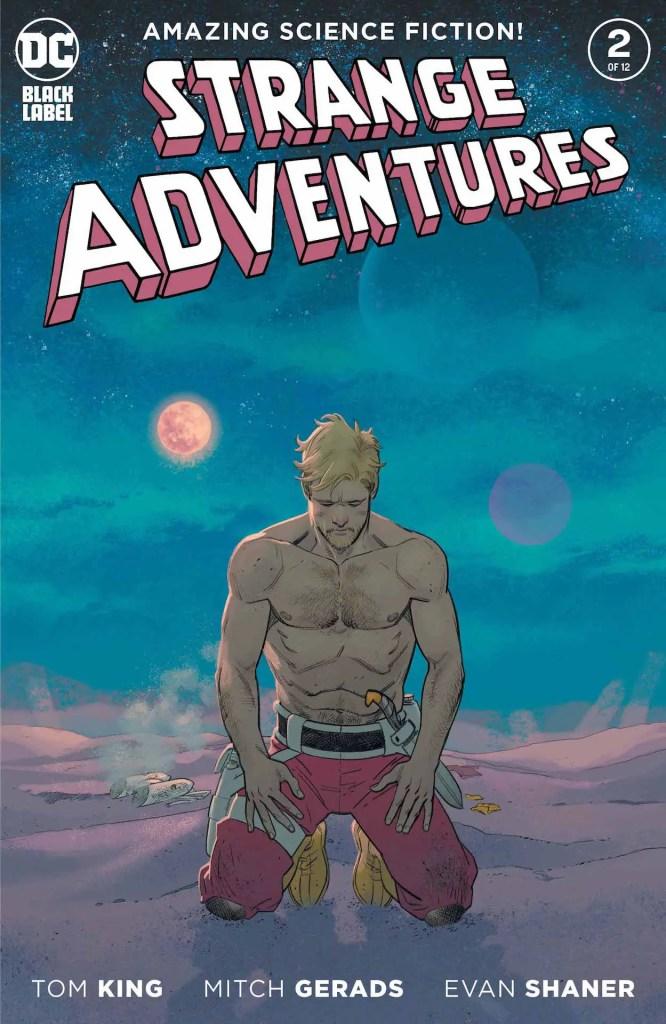 DC Preview: Strange Adventures #2