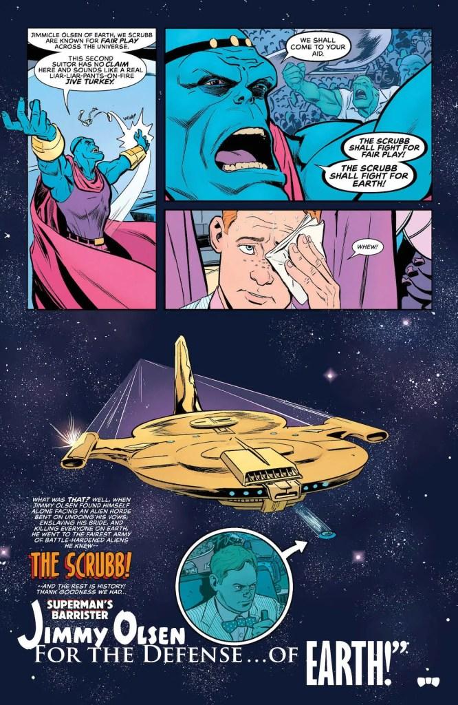 DC Preview: Superman's Pal Jimmy Olsen #11