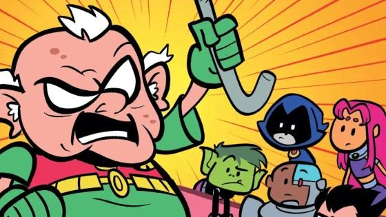 DC Preview: Teen Titans Go! Booyah #3