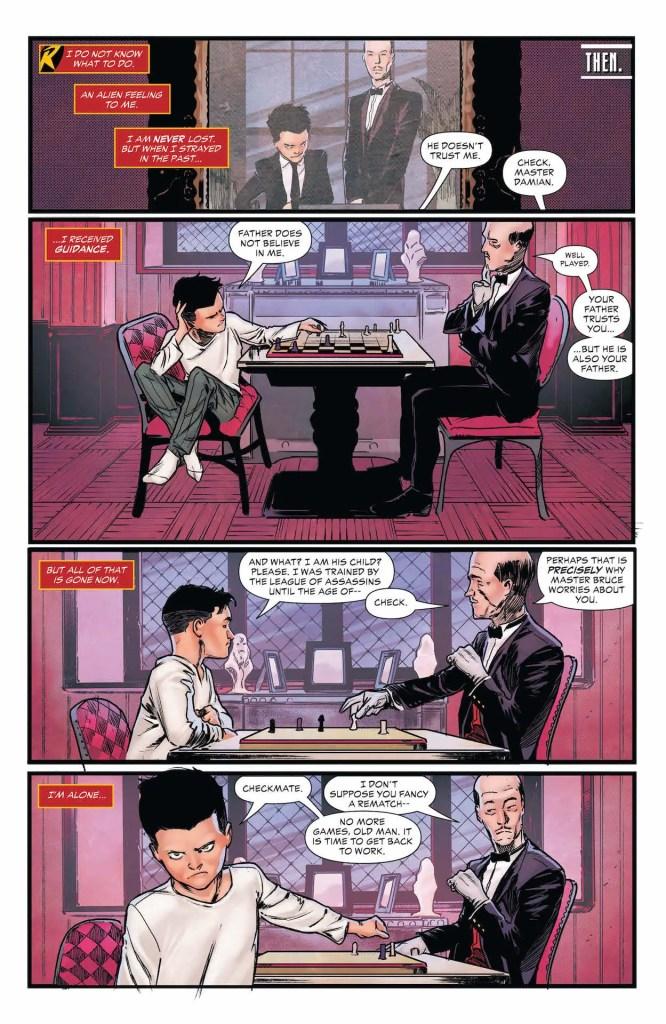 DC Preview: Teen Titans #42