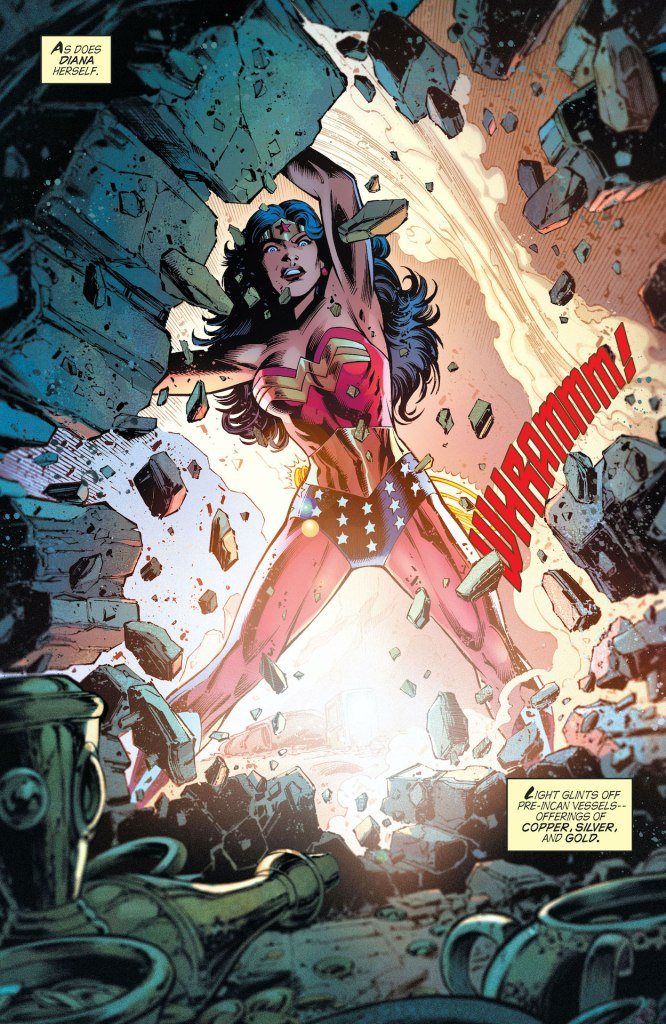 DC Preview: Wonder Woman: Agent of Peace #8