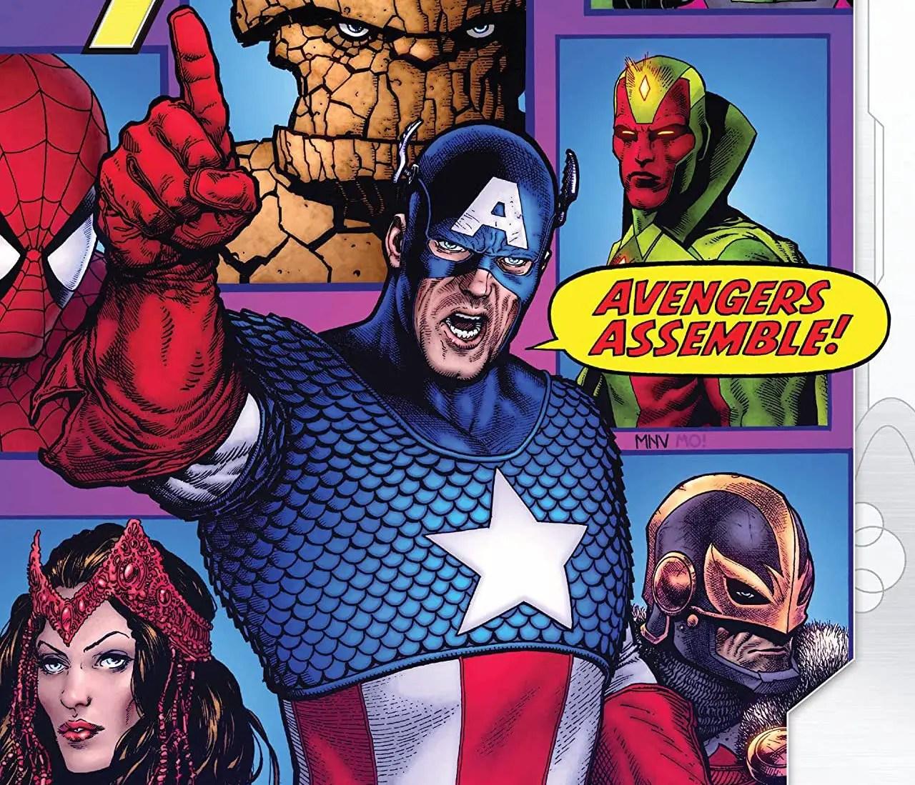 'Empyre Avengers' #1 review: War is hell