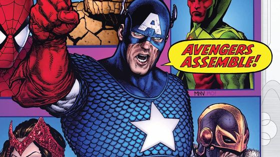 'Empyre Avengers' #1 review: War is hell