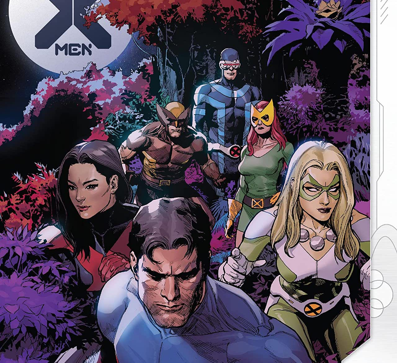 'X-Men' #10 review: Vulcan and the terrible, horrible, no good, very bad day