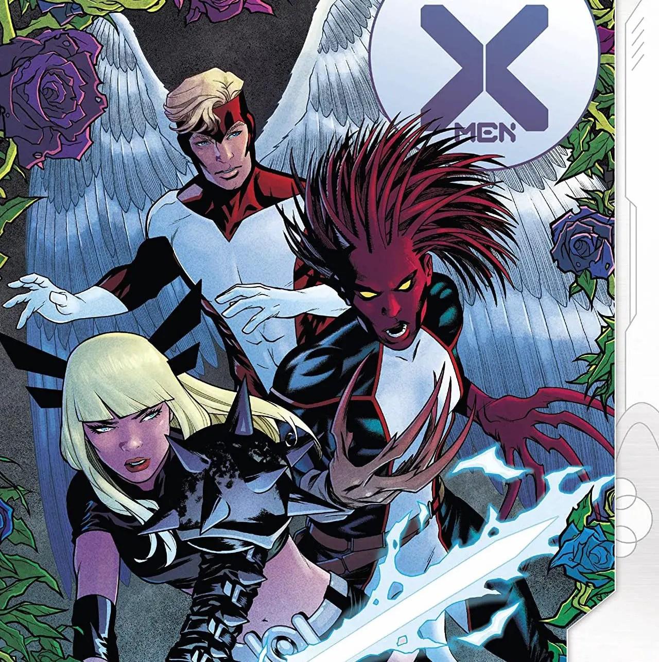 'Empyre: X-Men' #1 review: A sharply written tie-in