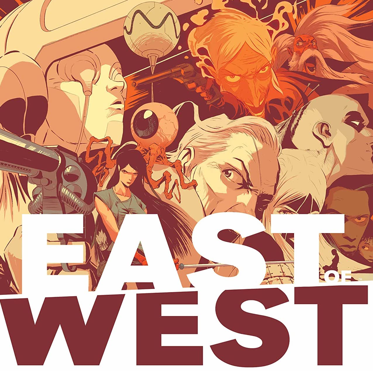 'East of West' Vol. 10 review: Hickman and Dragotta stick the landing