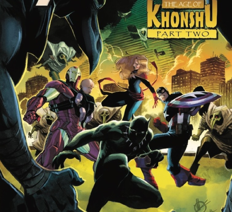 'Avengers' #34 review: Moon Knight conquers the world?
