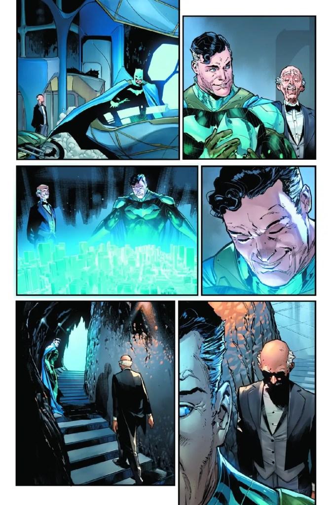 DC First Look: Batman #96