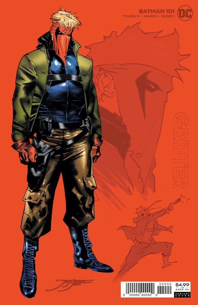 DC Comics First Look: New look at 'Batman' #100-101 and 'Detective Comics' #1028