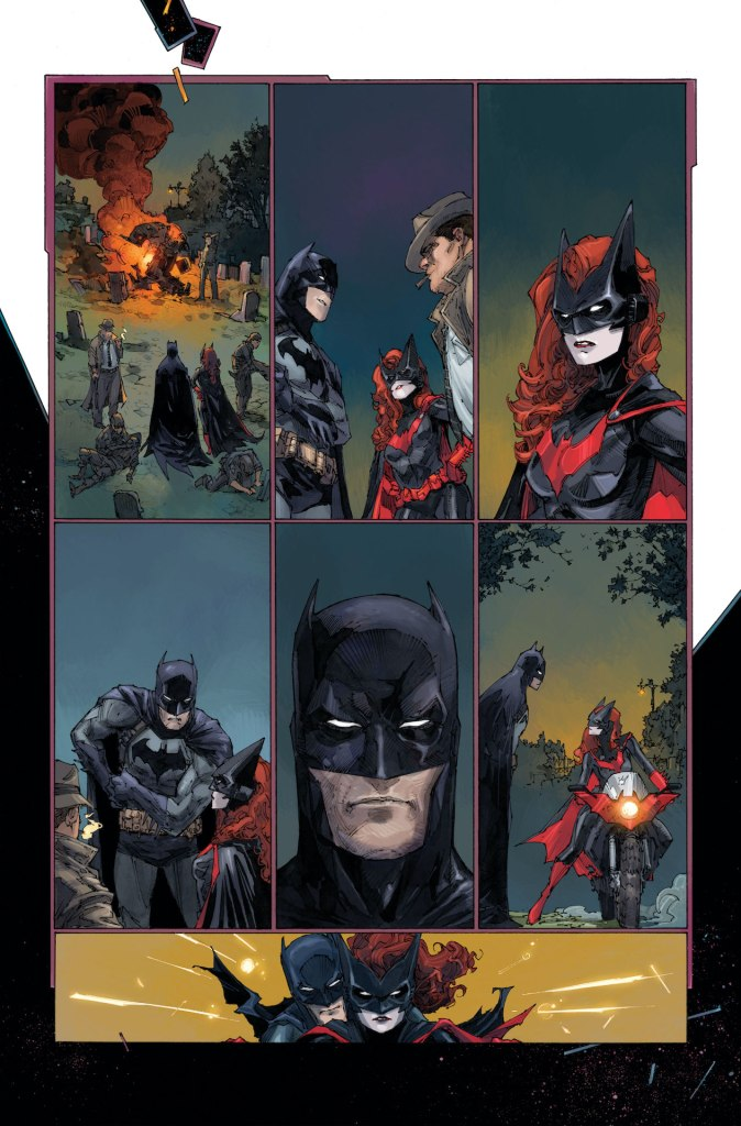 DC First Look: Detective Comics #1025 - Enter Batwoman! Out August 11