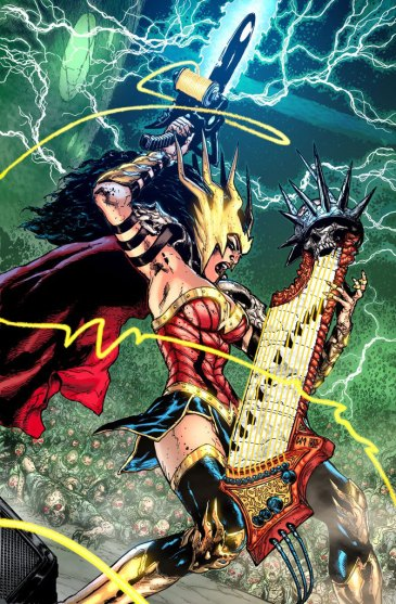 Dark Nights: Death Metal #2