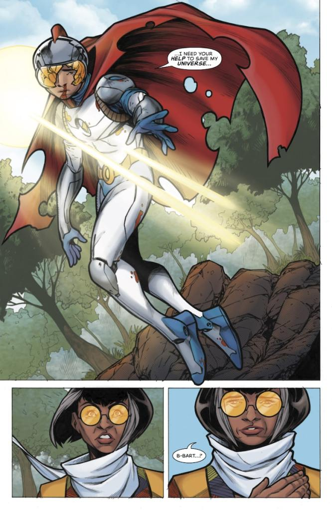Valiant Preview: Doctor Tomorrow #4