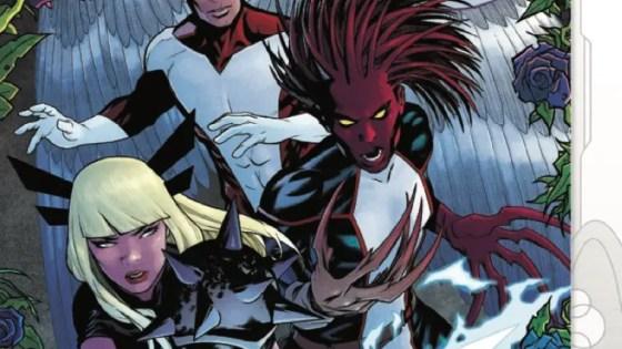 Marvel Preview: Empyre: X-Men #1